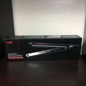 "MHU Flat Iron Professional 1""  with Negative Ions"